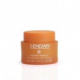 Nourishing cream with vitamin c