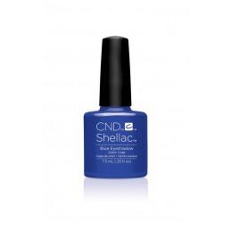 Shellac nail polish - BLUE...
