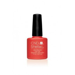 Shellac nail polish - JELLY...
