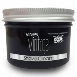VINES VINTAGE SHAVE CREAM -...