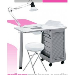 Table Manicure Completo Vented