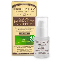 ORGANIC HYALURONIC ACID SERUM, 15 ml