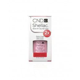 Shellac nail polish - BE DEMURE