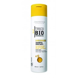 Organic moisturizing shampoo
