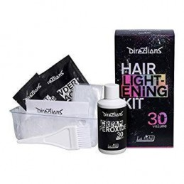 Hair lightening kit 30 VOL...