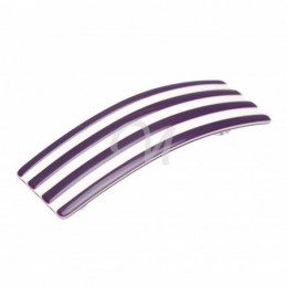 Easy violet stripes