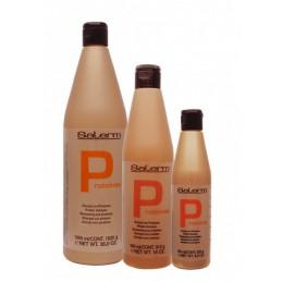 Shampoo con proteinas - Šampūnas su hidrolizuotais proteinais