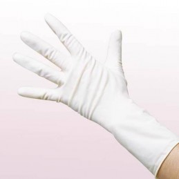 Vinyl gloves, small