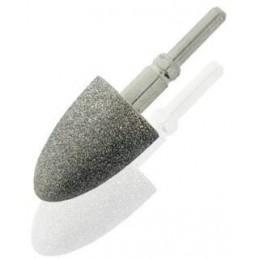 Fine grain sapphire cone 651.01 - 651.02