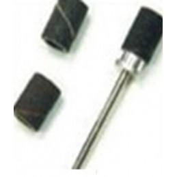 Tip for nail polishing machine