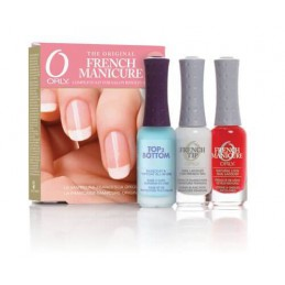French Manicure Kit, 3x9ml