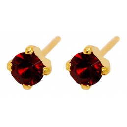 Gold Plate Studs