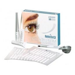 Long-lasting eyelash perm/ 18 applications