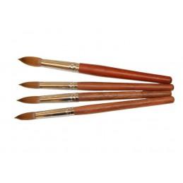 Acrylic brush kolinsky,...