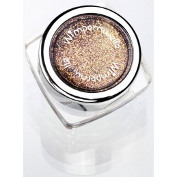 Nut-brown POP, eye shadow