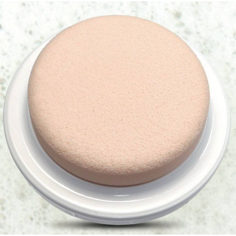 Special sponge to apply foundation for CleanPOP tool