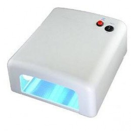 LED+UV lamp / , 4*9 wat