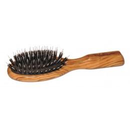 Hair brush 175x50mm pocket...