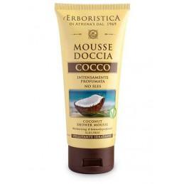 Kokosinės dušo putos