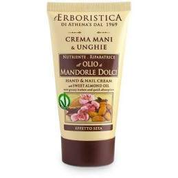 HAND & NAILS CREAM with Sweet Almond Oil