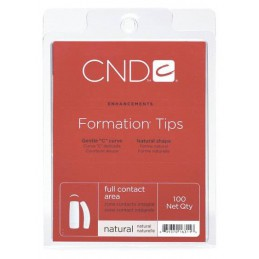 CND TIPS (pilno padengimo tipsai)