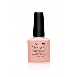 Shellac nail polish - BARE...