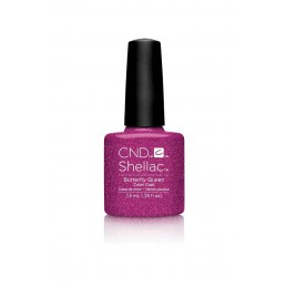 Shellac nail polish -  BUTTERFLY QUEEN