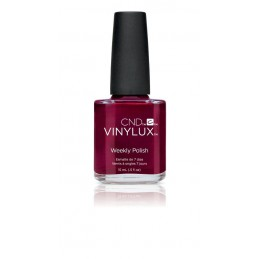 VINYLUX WEEKLY POLISH - CRIMSON SASH