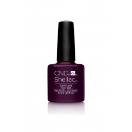 Shellac nail polish - DARK...