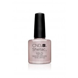 Shellac nail polish - SAFETY PIN
