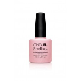 Shellac nail polish - STRAWBERRY SMOOTHIE